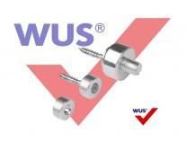 WUS-Fassaden-Adapter M10 mit WKS-Beschichtung